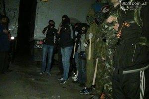 Из 63 задержанных в Мариуполе сепаратистов милиция отпустила уже 25