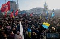 Общественный совет Майдана требует от оппозиции назвать единого кандидата