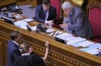 Литвин считает, что в депутатских побоищах рождается компромисс