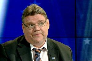 Глава МИД Финляндии призвал не драматизировать санкционный список России
