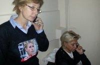 Соратница Тимошенко повредила спину во время штурма в больнице