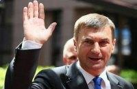 В Украину едет премьер Эстонии
