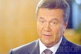Янукович наобещал украинцам всех газовых благ