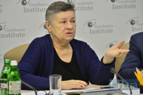 В Україні немає чіткої картини реформ, - Нанівська