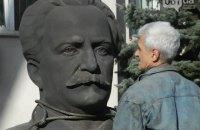 В Запорожье демонтировали памятник Орджоникидзе