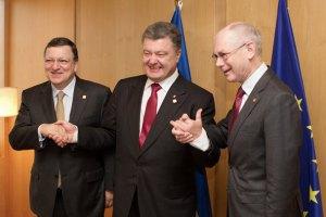ЕС отверг возможность пересмотра ассоциации с Украиной