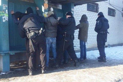НаЖитомирщине четверо правонарушителей похитили человека