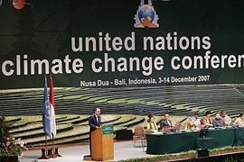 Украина предлагает продлить Киотский протокол