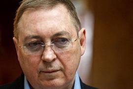 Дмитрий Выдрин отказался от поста зама секретаря СНБО