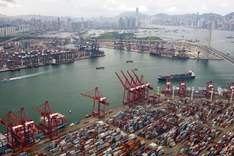 В Гонконге арестован теплоход с 16 украинскими моряками