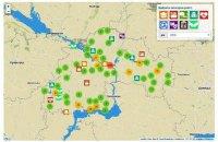 Резниченко: ДнепрОГА показала на карте объекты, которые строятся за счет областного бюджета