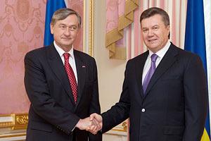 Украина и Словения договорились о сотрудничестве в борьбе с преступностью