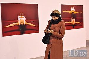 В Мистецьком арсенале открылась выставка Art Kyiv Сontemporary