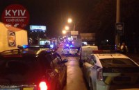 В Оболонском районе Киева произошла погоня со стрельбой
