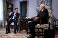 Азаров и Медведев проводят переговоры в формате тет-а-тет