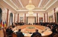 Участники переговоров покинули минский Дворец независимости