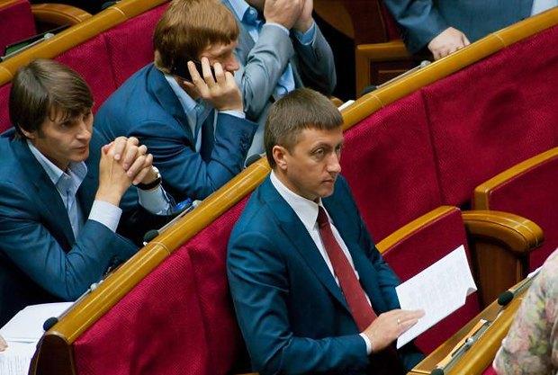 Сергій Лабазюк(праворуч)