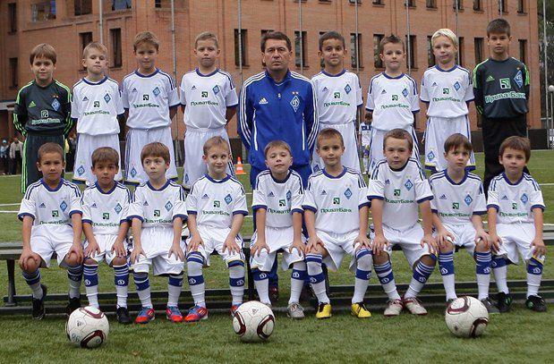 ВИП-команда: среди этих мальчишек - сыновья Фирташа, Левочкина и Суркиса-старшего