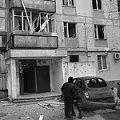 Мариуполь приходит в себя после обстрела
