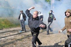 "Суд арестовал еще двух ""свободовцев"" за сопротивление милиции во Львове"
