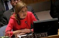 Санкции против России продлятся до возвращения Крыма Украине, - постпред США при ООН
