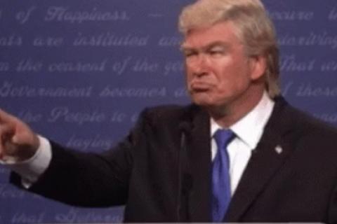 Алек Болдуин получил награду Critics' Choice за пародию на Трампа (дополнено)