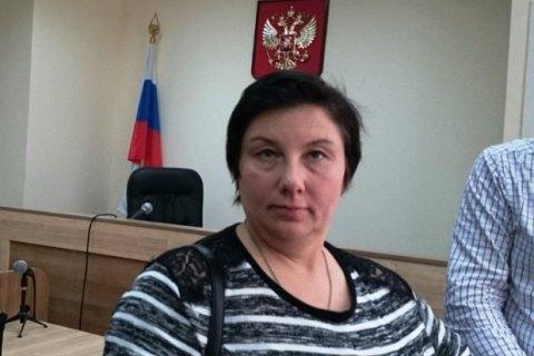 Прокуратура РФ затребовала год исправработ для женщины за репосты про Украину в соцсетях