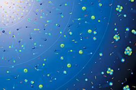 Минуя нанотехнологии к элементарным частицам и энергетическим полям астрального тела