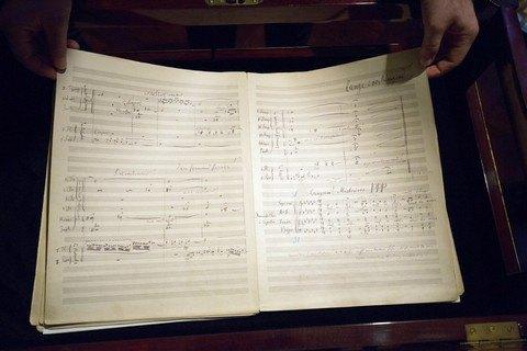 Рукопис Другої симфонії Малера продали за рекордну суму