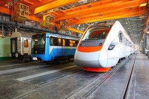 Поезд Крюковского завода оказался опасен для пассажиров