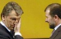 Балога угрожает Ющенко компроматом на сына Андрея