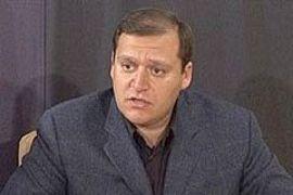 Добкин лишил Сергея  Жадана премии