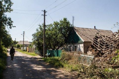 Нацполиция: Мирная жительница тяжело ранена вАвдеевке