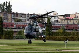 Вертолеты Януковича и Черновецкого будут сажать прямо во дворе
