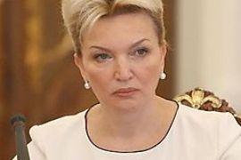 Богатырева расскажет об итогах совещания у Ющенко