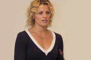 Я была техническим кандидатом от Партии регионов, - олимпийская чемпионка Добрынская