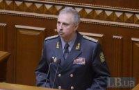Экс-министр обороны не поддерживает введение военного положения