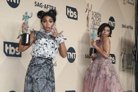 Акторська гільдія в Голлівуді роздала нагороди