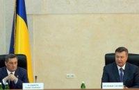 Янукович перепутал Одесскую область с Донецкой