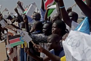 Відкіля у хлопця суданська журба?