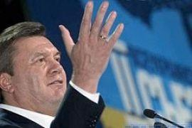 Янукович готов поддержать Медведева в вопросе евробезопасности