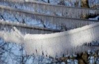 В понедельник в Киев вернутся морозы