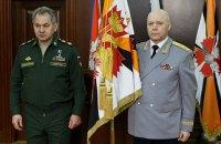 Путин назначил нового главу ГРУ