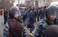 В Крыму силовики задержали очередного татарина