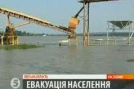Шуфрич спасает Дунай