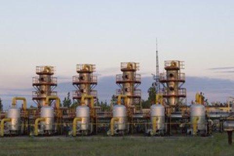Украина засутки отобрала изПХГ практически 44 млн куб.м газа
