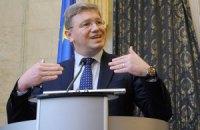 Фюле назвал основные условия финпомощи ЕС Украине