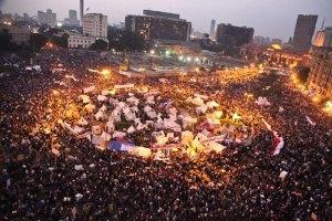 Демонстранты выдвинули Мурси 48-часовой ультиматум