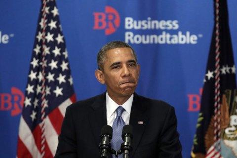 Обама исключил отправку американских наземных войск в Сирию