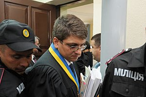Верховная Рада приняла закон о люстрации судей